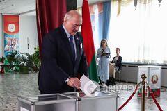 Александр Лукашенко проголосовал на выборах