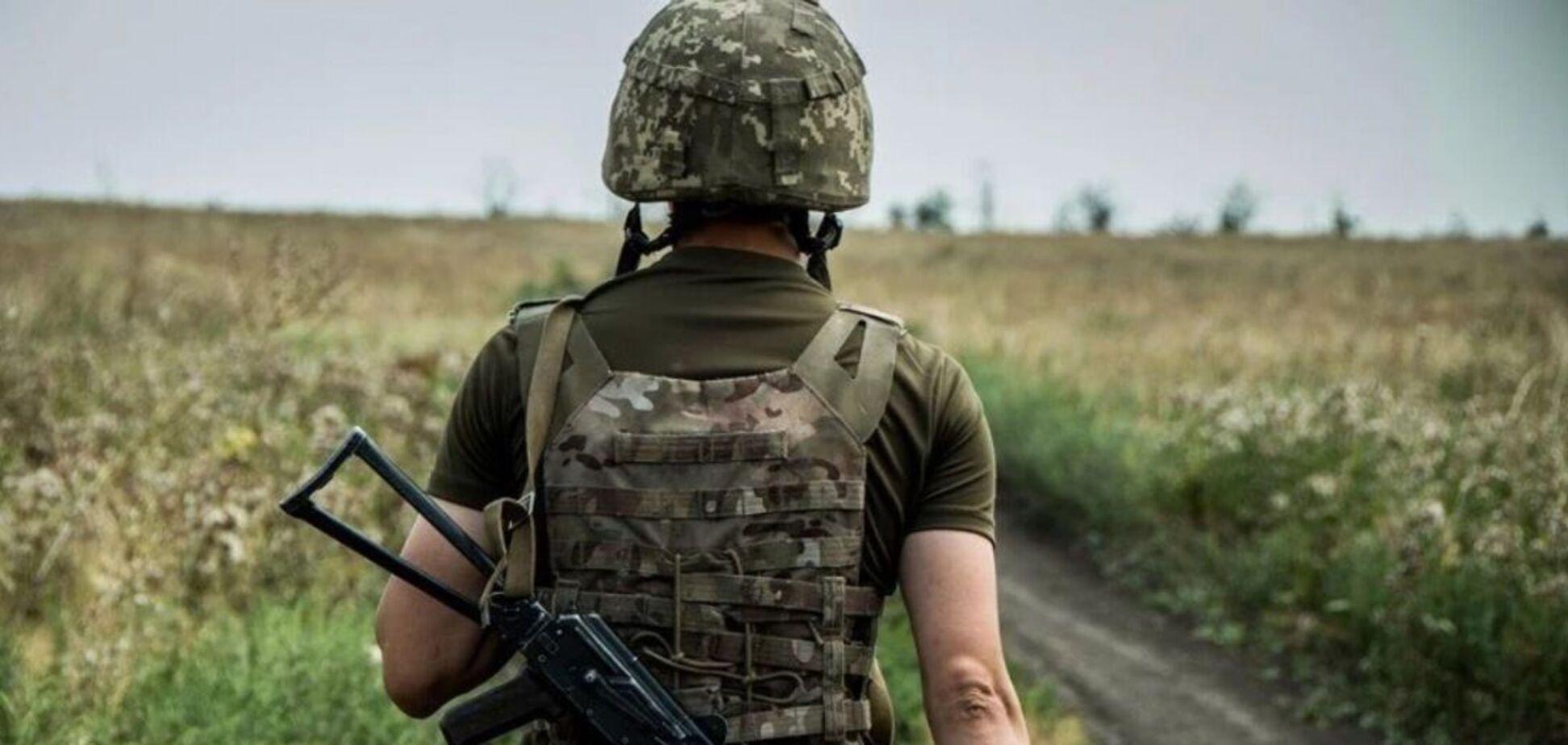 На Донбассе террористы усилили обстрелы ВСУ