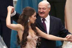 Лукашенко со своей молодой пассией