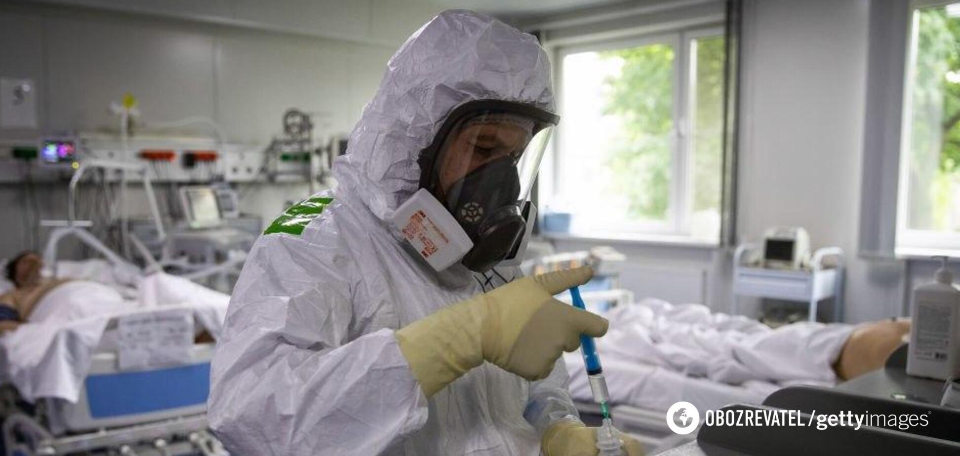 В Украине 5 областей стали лидерами по новым случаям коронавируса