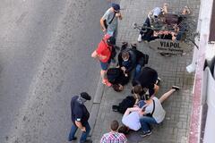 В Минске задержали съемочную группу Дождя