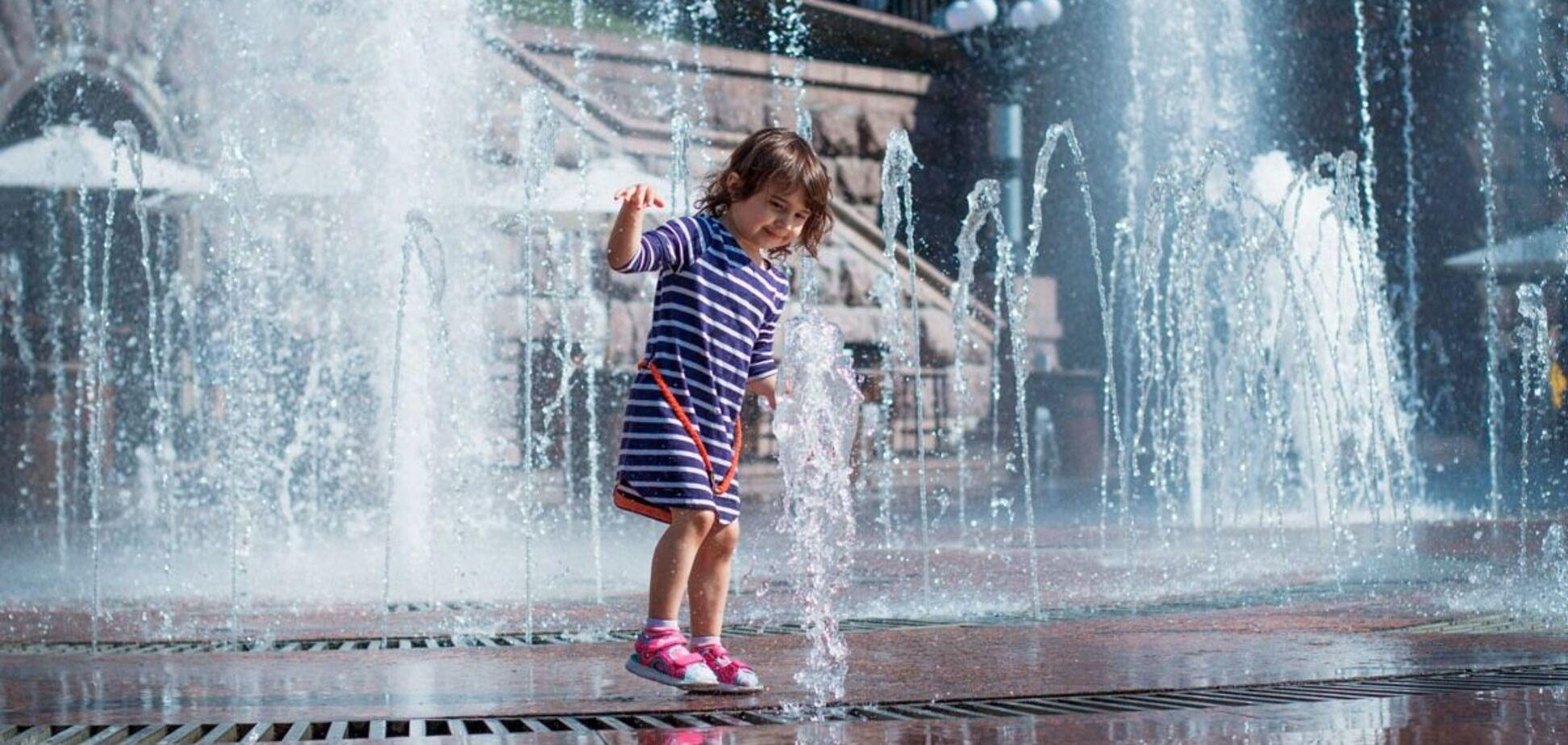 Спека триває: з'явився прогноз погоди в Дніпрі на 2 вересня