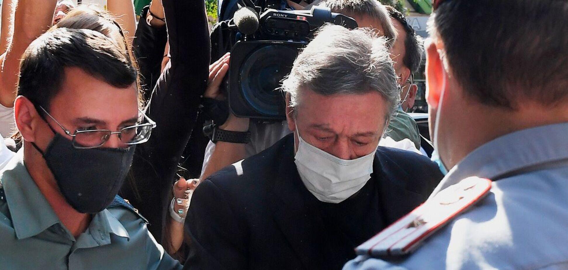 Суд по делу ДТП Ефремова: состоялся допрос последнего свидетеля. Подробности