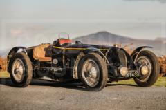 Bugatti Type 59 создан в 1934 году. Фото: goodingco.com
