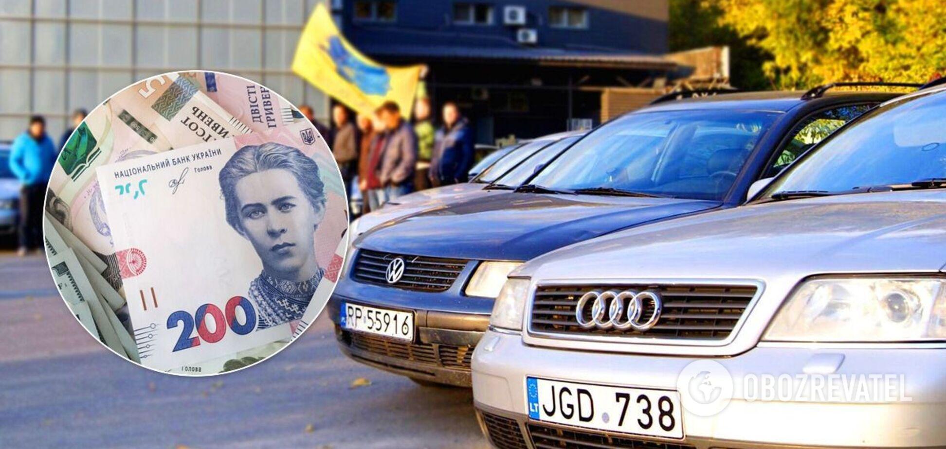 Єврономери в Україні