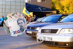Езда на нерастаможенном авто: какие штрафы будет выписывать полиция