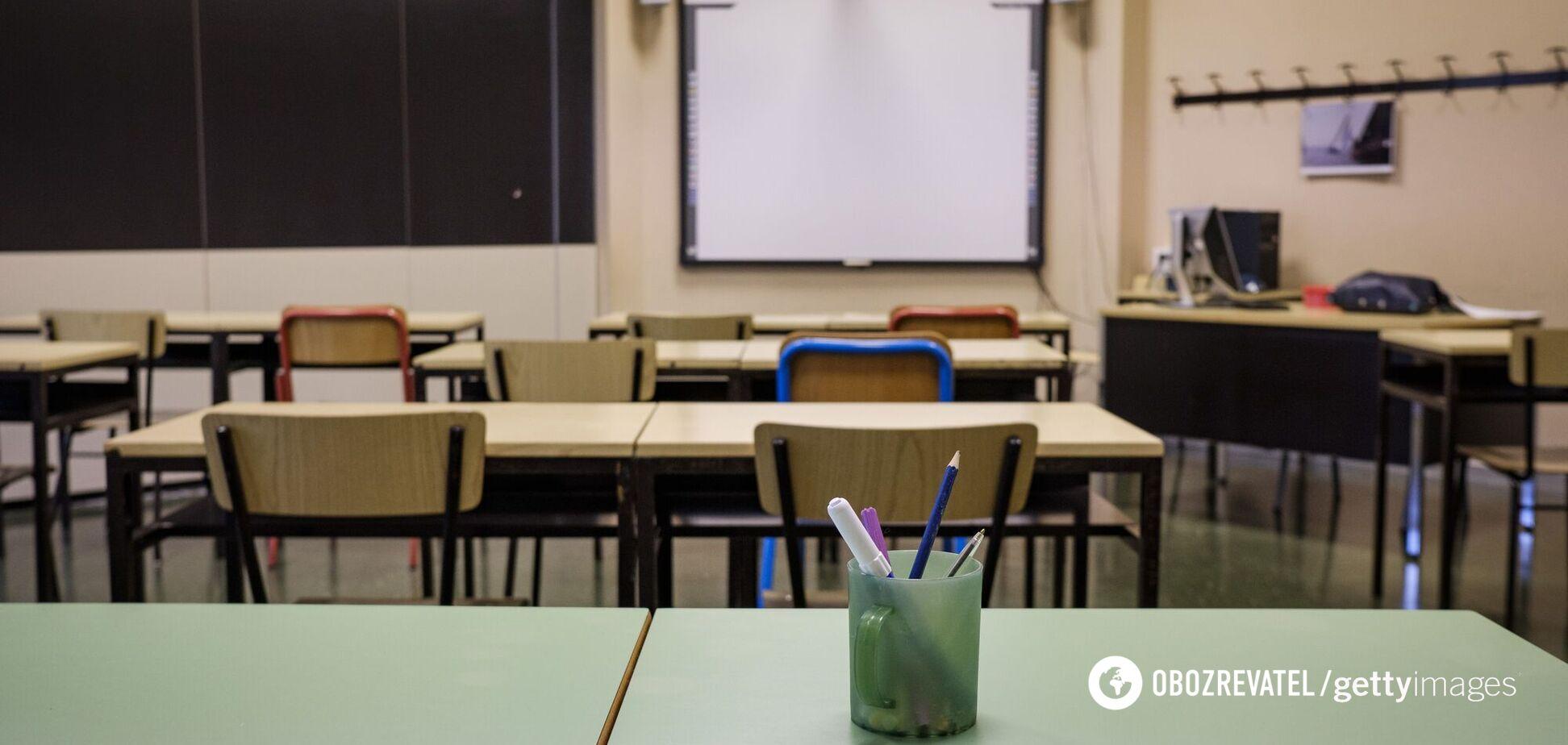 В первый учебный день у школьника в Бердянске выявили коронавирус