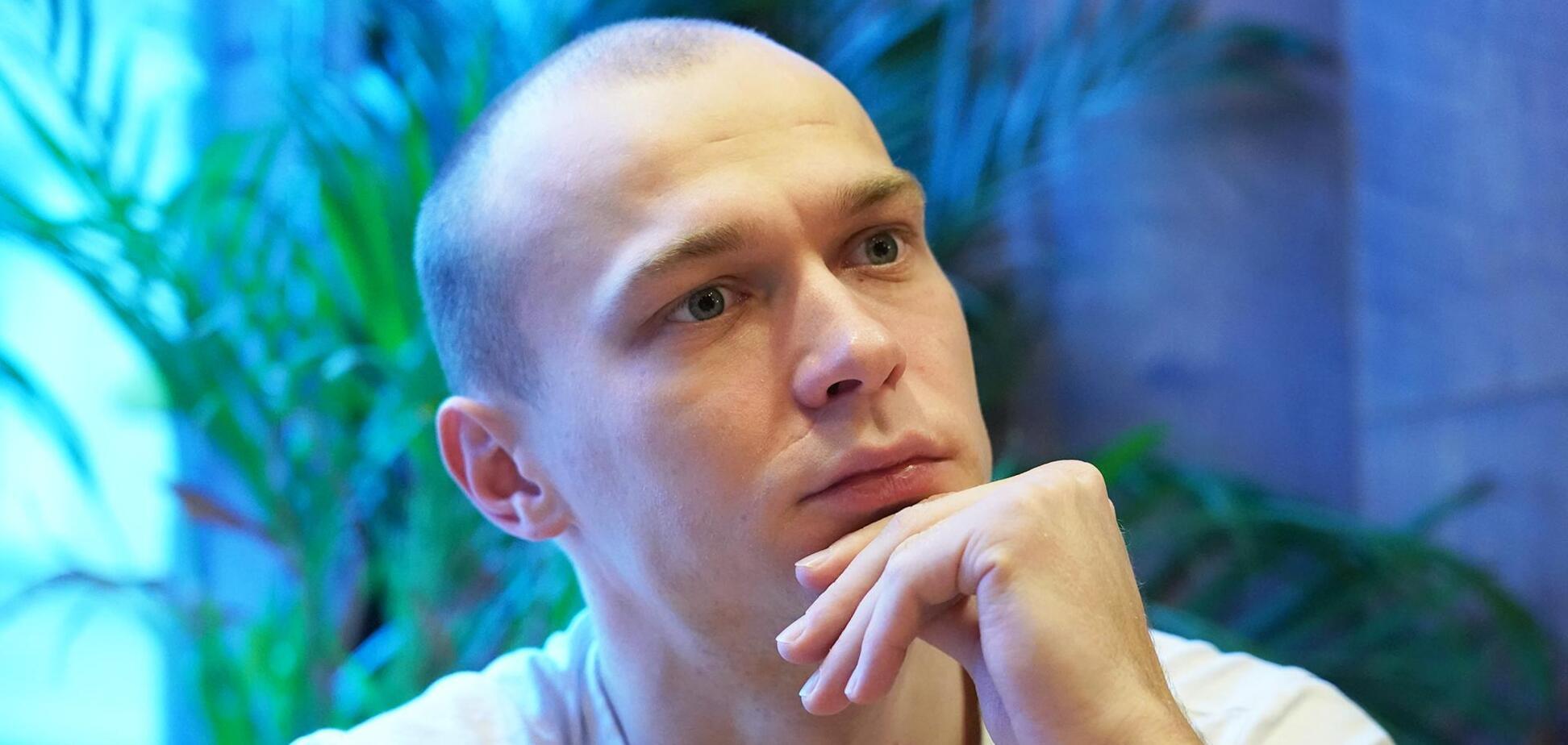 Юра Борисов розповів про ролі в пропагандистських фільмах