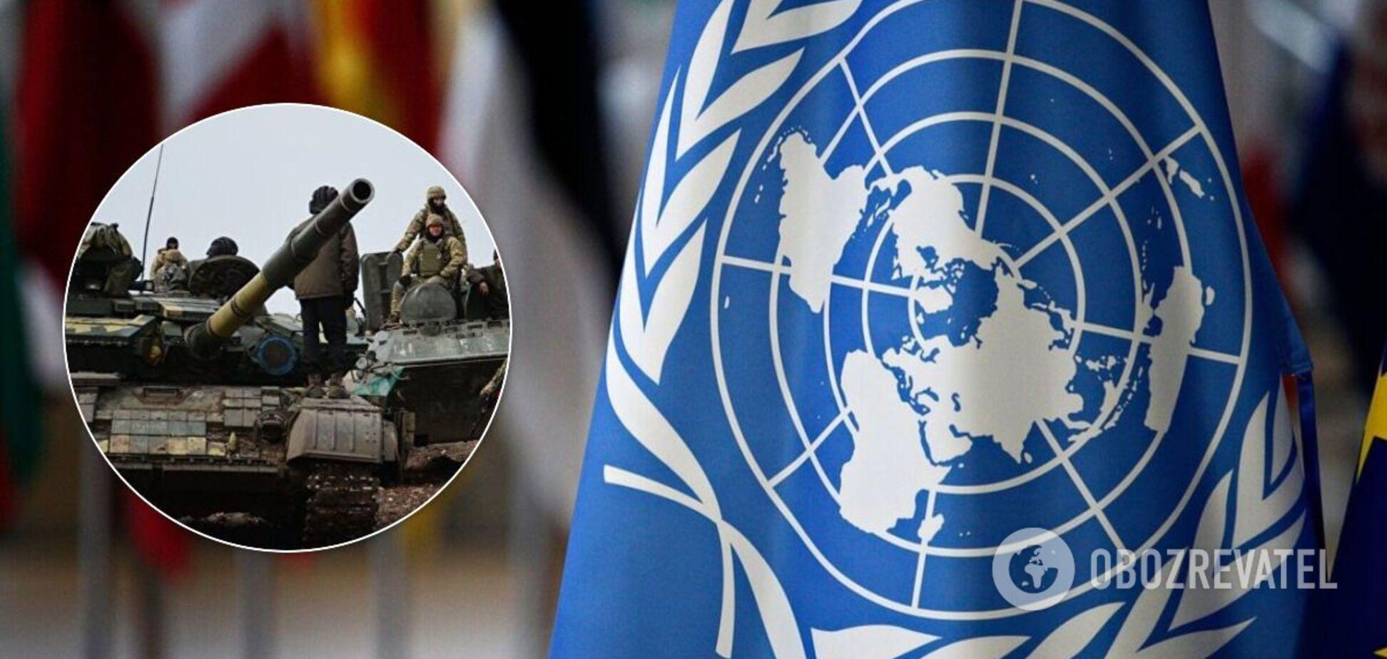 В ООН назвали 'єдиний мирний шлях' для Донбасу