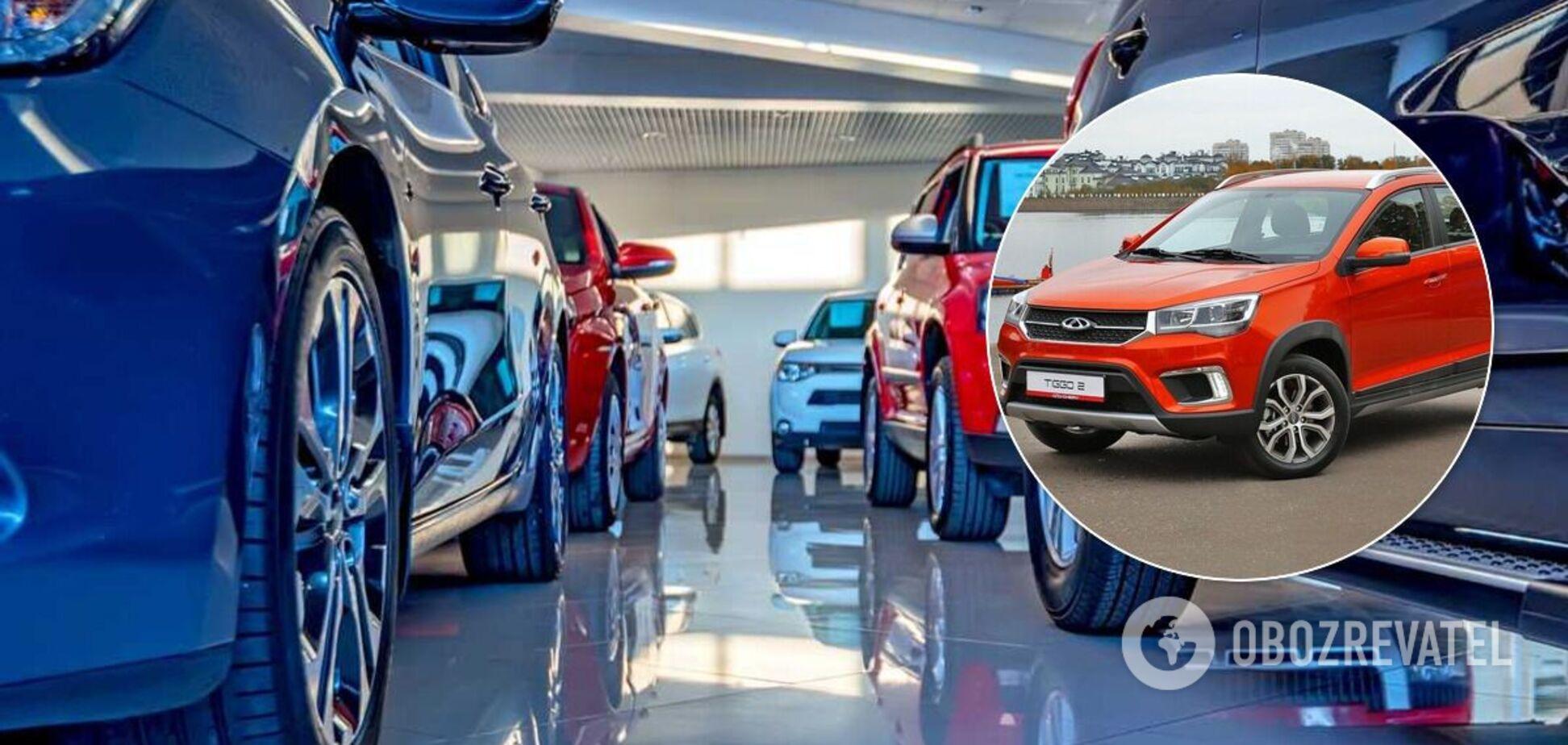 За $10 000 на ринку нових авто в Україні багато пропозицій
