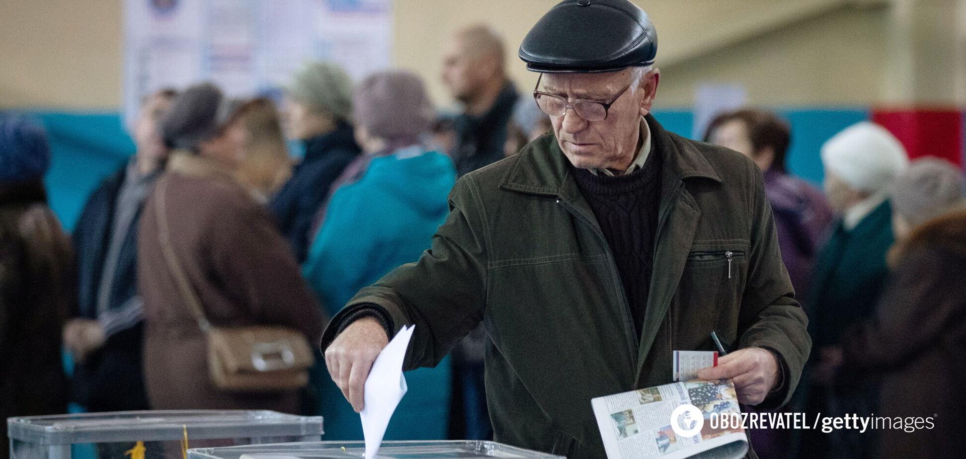 Безсмертний заявив про просування інтересів РФ через вибори на Донбасі