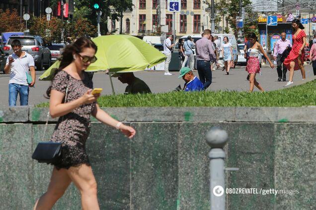 До +37 градусів: синоптик пояснив причини осінньої спеки в Україні