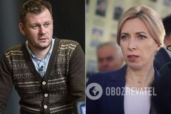 Казанский заявил, что Верещук скопировала его стендап