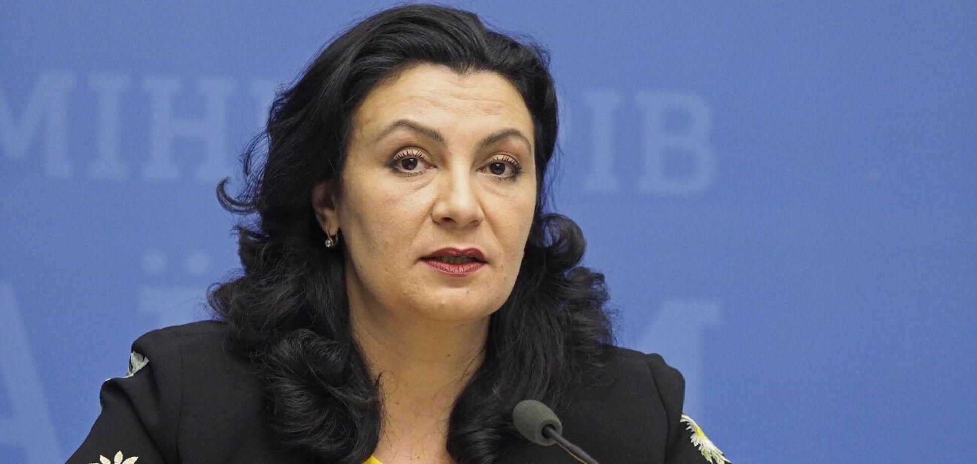 Климпуш-Цинцадзе у влади є місяць, щоб вберегти Україну від призупинення безвізу з ЄС