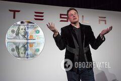 Стоимость акций Tesla обвалилась в 4 раза