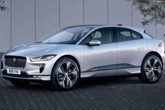 Jaguar представил электрический кроссовер 'для бедных'