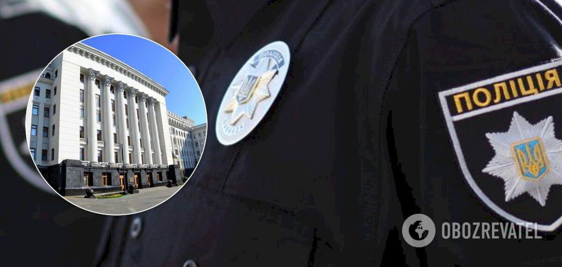 Поліція підтвердила наявність гранати біля ОП