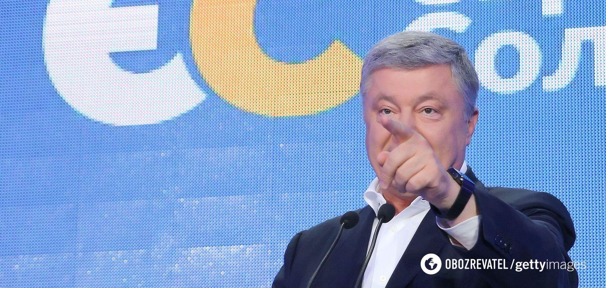 Порошенко сделал заявление в годовщину годовщину Соглашения об ассоциации