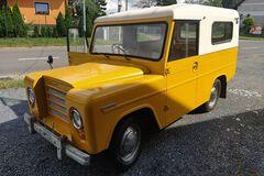 Внедорожник Skoda Trekka могут продать за $70 000. Фото: firstgear.ua