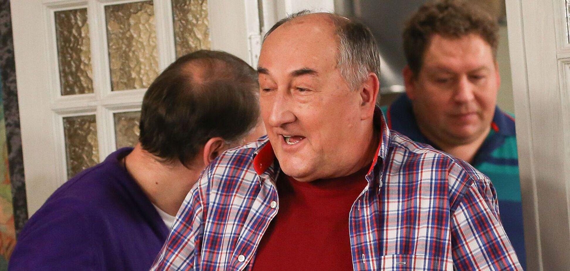 Борис Клюєв помер від раку
