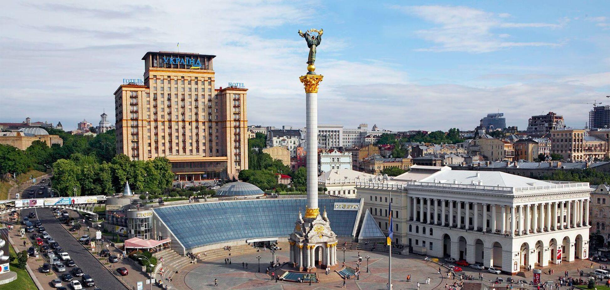 Киев ожидает изменение климата