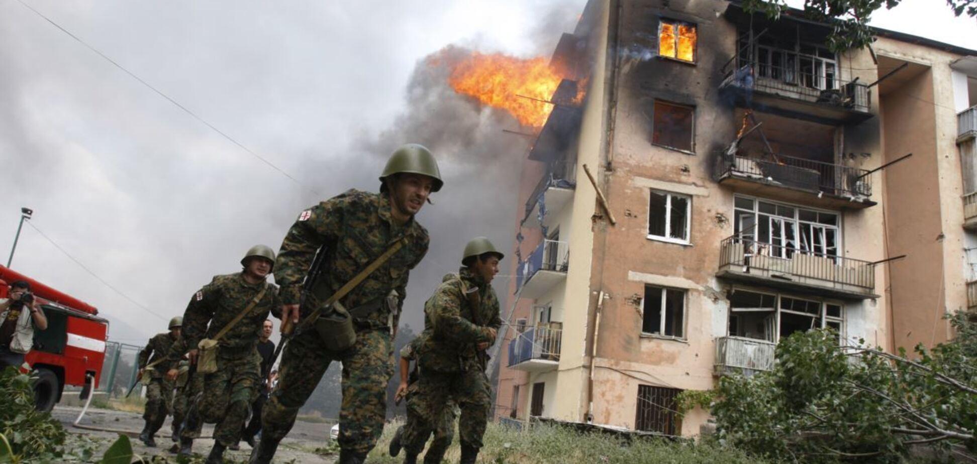 12 років тому почалася російсько-грузинська війна