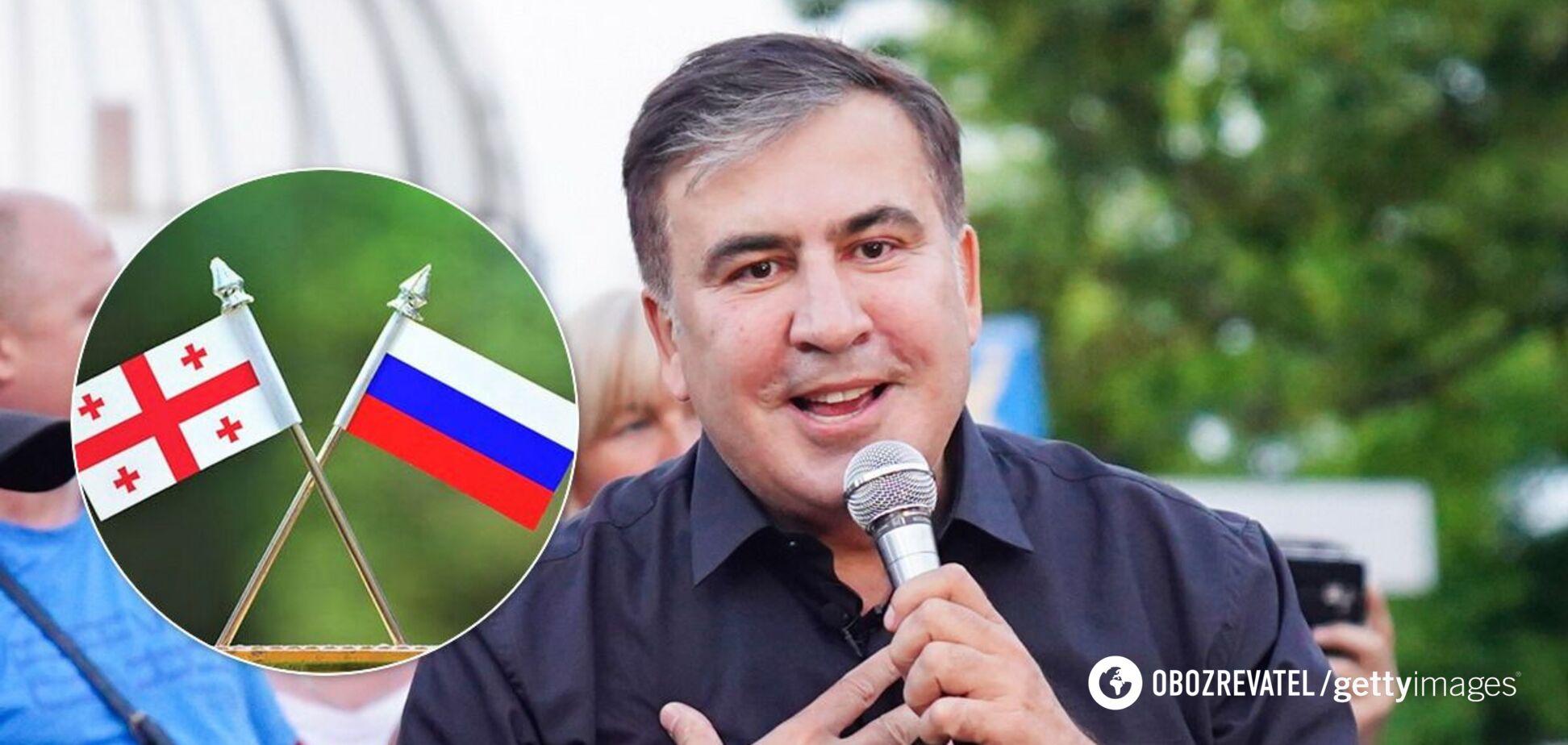 Саакашвілі пообіцяв виборцям не вступати в конфронтацію з РФ