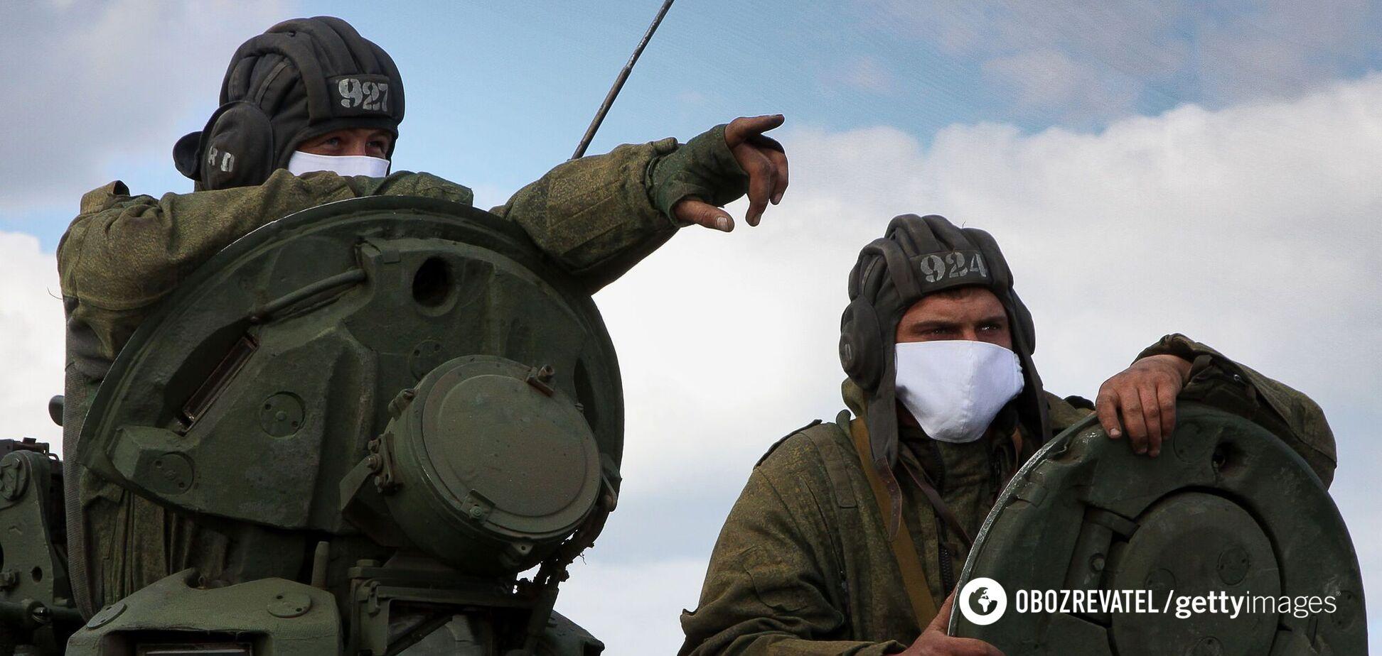 Терористи обстріляли позиції ЗСУ поблизу Шумів