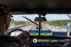 Бутусов о деталях 'инспекции' на Донбассе: район заминирован, ситуация напряженная