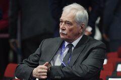 Грызлов высказался о срыве инспекции позиций ВСУ
