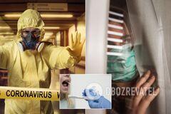В Киеве возросло число больных коронавирусом