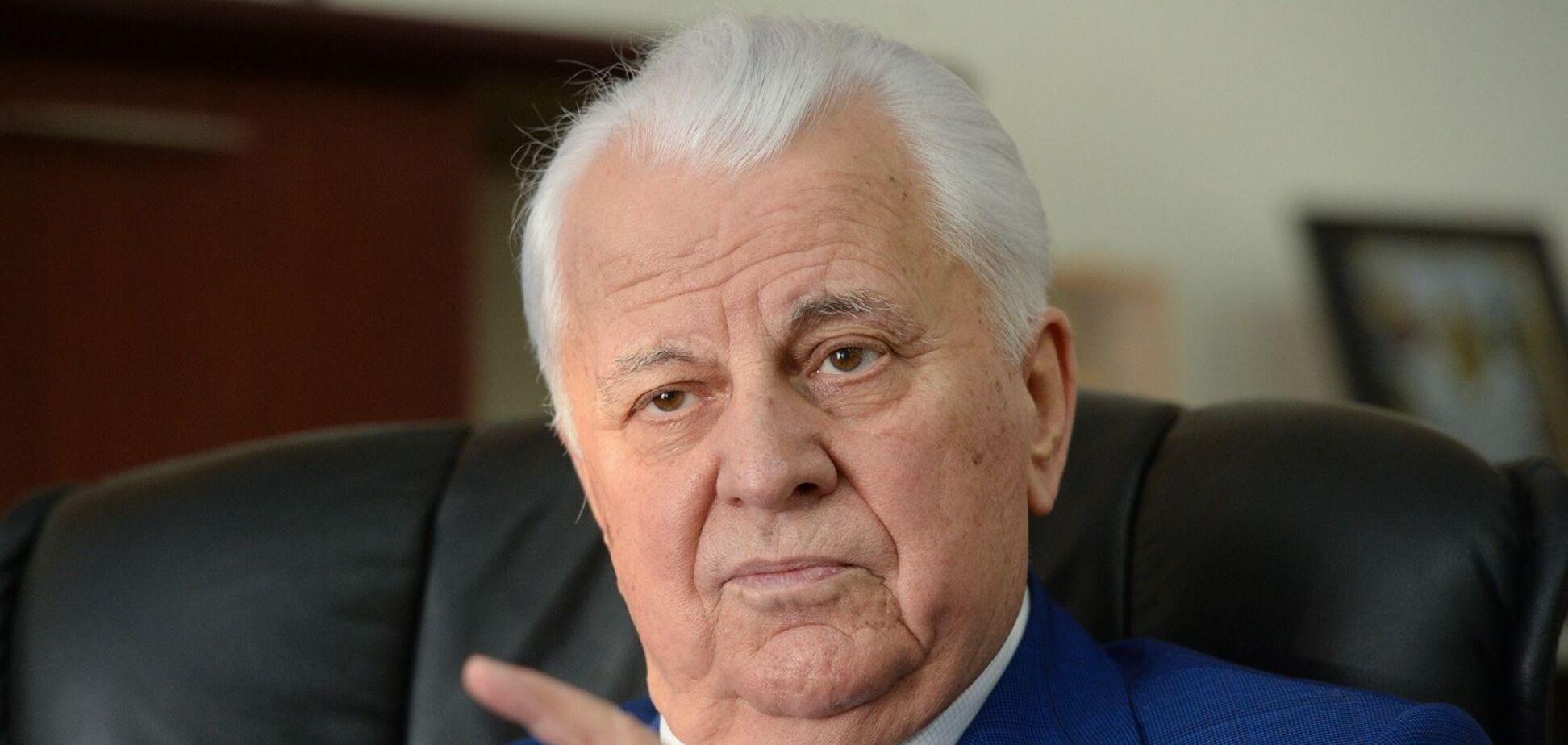 Кравчук заявил, что не видит срыва Минских соглашений из-за отмены инспекции