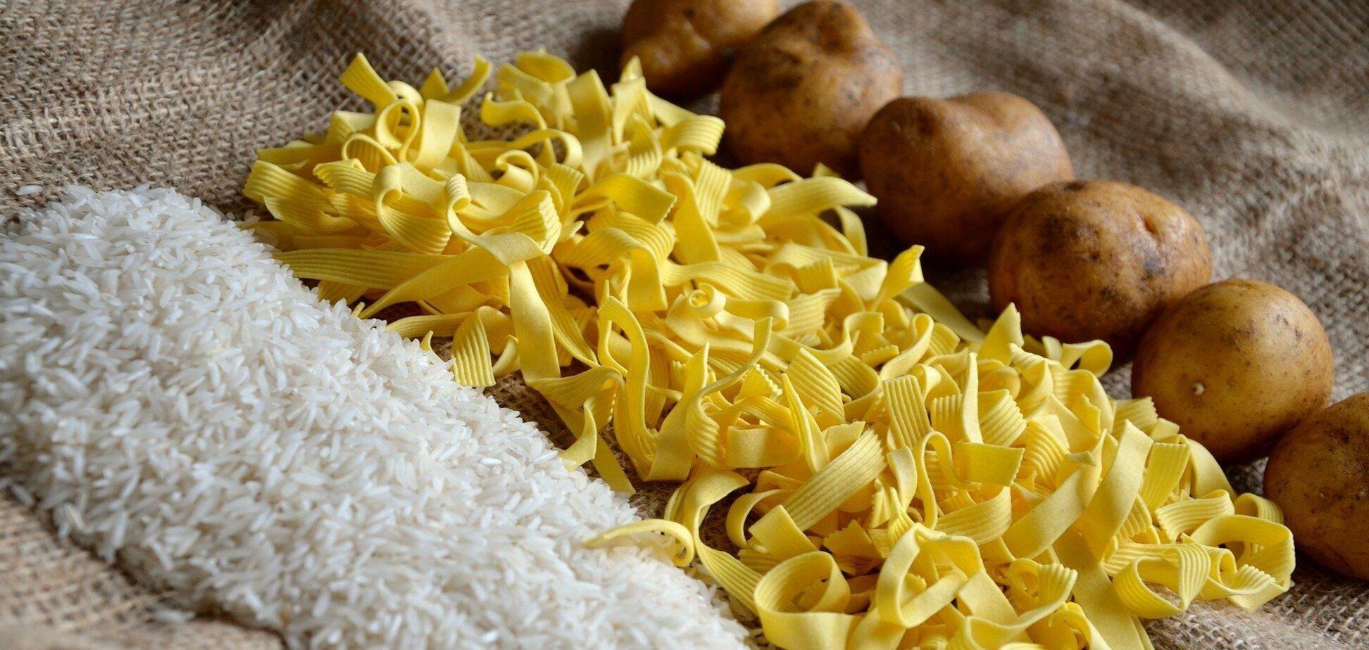 Диетолог рассказал о пользе картофеля, макарон и риса при похудении
