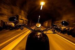 В Кривом Роге мотоциклист попал в ДТП на скорости 120 км/час. Фото 18+