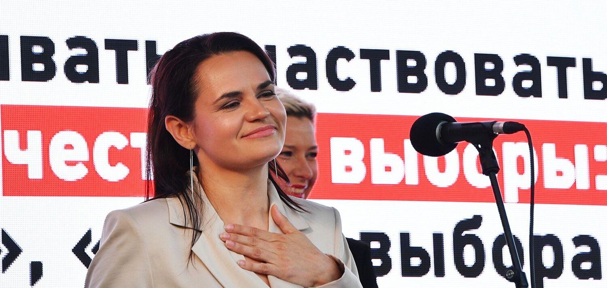 Сейм Литвы признал Тихановскую лидером Беларуси