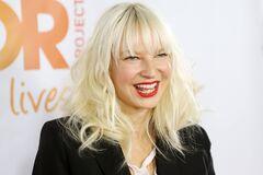 Певица Sia пожертвовала крупную сумму для 60-летнего мужчины