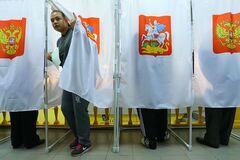 Голосовать в РФ будут с 11 по 13 сентября