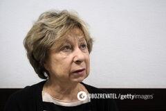 Ахеджакова заявила, що захоплюється білорусами