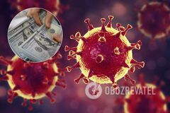 Названа сумма, которая поможет победить новый вирус