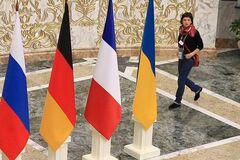 Б Берлине проходят переговоры советников лидеров 'нормандской четверки'