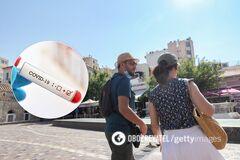 За сутки 10 сентября положительный тест на COVID-19 в Греции получили 372 человека