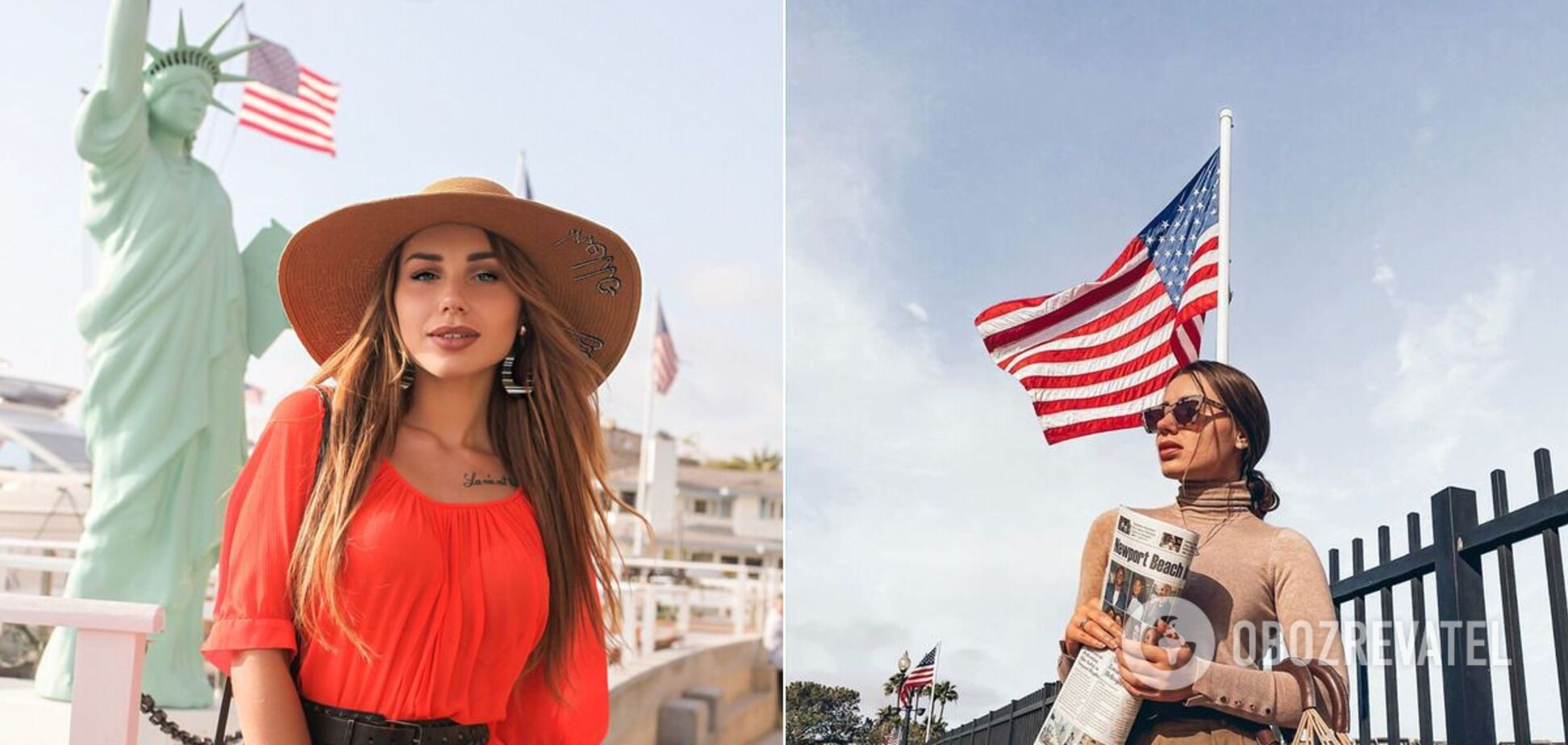 Блогерша рассказала, как украинцам живется в США