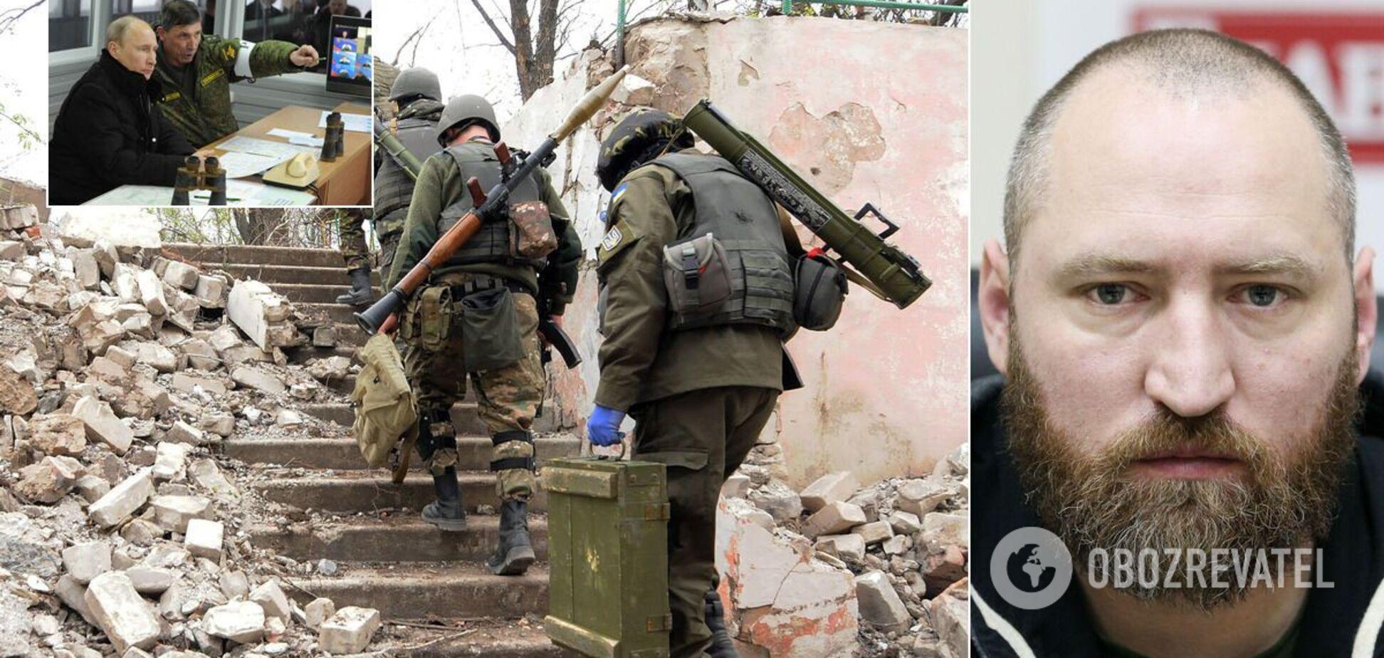 Гай – о срыве инспекции на Донбассе: Россия готовится расширить агрессию в час 'Ч'