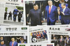 Лидер КНДР не может забыть, как жал руку президенту США