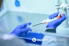Украинские ученые разрабатывают тест, который может отличить COVID-19 от гриппа