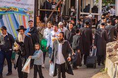Хасидам в Умани ограничили вход в магазин