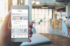 Компания Siemens разработала приложение Comfy для управления рабочим местом на около 600 объектах по всему миру