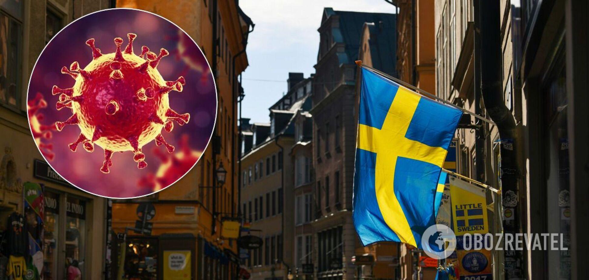 Пандемія COVID-19 в Швеції