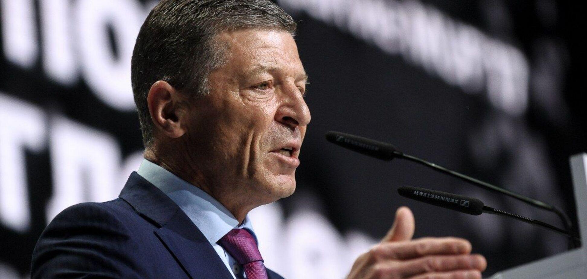 Козак сделал заявление после встречи советников в 'нормандском формате'