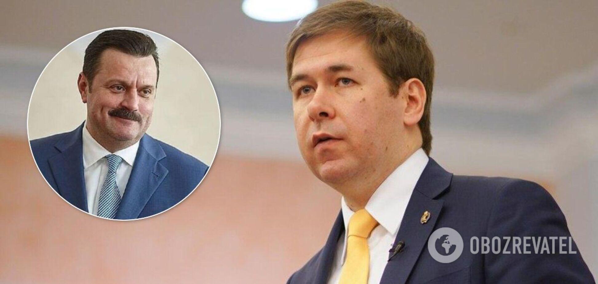 Ілля Новиков та Андрій Деркач